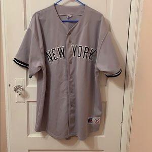 NY Yankees Jersey Size XXL